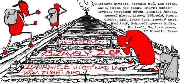 Závislý Zubr 2011