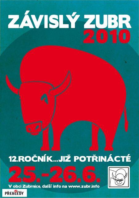 Závislý Zubr 2010